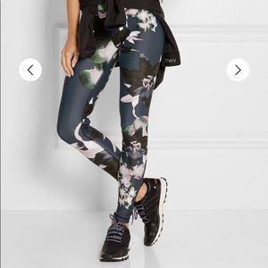 - The Upside high waisted floral leggings si…